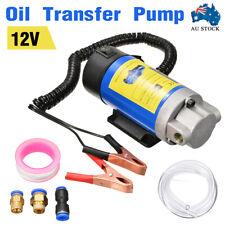 Car Engine Oil Fluid Diesel Transfer Extractor Pump Electric Siphon DC 12V 100W