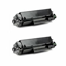 2 X MICR Toner Cartridge for HP LaserJet P1102w M1217nfw  Printer HP 85A CE285A