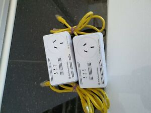 NetComm Wireless NP507 600Mbps PowerLine Kit with Gigabit Ethernet