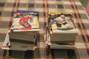 1990 1991 Pro Set Hockey Finish and Complete Your Set- You Choose FREE S/H