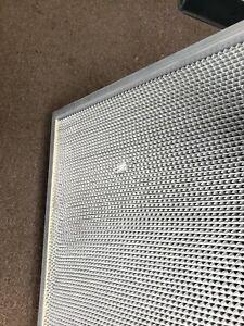 """HEPA High Capacity Air Filter, 24""""x24""""x12"""" (11-1/2""""), 99.97%, MERV 17~20 2000CFM"""