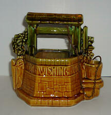 Vintage McCoy Pottery Wishing Well Planter