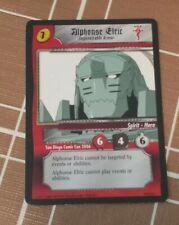 Full Metal Alchemist Tcg Sdcc 2006 Promo Card Alphonse Elric Ccg Comic Con