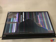 "Lenovo ThinkVision P27 LED Monitor 4K 27"" IPS 300 cd/m² 1300:1 6 ms 60E3GAR1US"