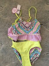 Justice Swimsuit Size 8 NWT