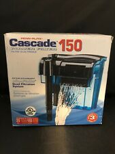 Cascade 150 Aquarium Filter 150 GPH