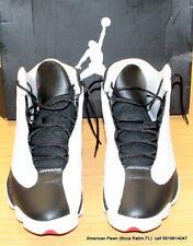 Air Jordan Retro 13 XIII HGG He Got Game White Black Red Sz 12 309259-104