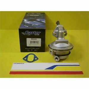 Carter Fuel System M60454 Fuel Pump SB Ford Mechanical Race 120gph