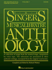 The Singer's Musical Theatre Anthology - Volume 7 Tenor Book (Various) Vocal Col