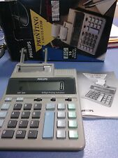 Calcolatrice con stampante SBC 1889 PHILIPS PRINTING CALCULATOR