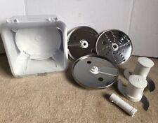 KitchenAid ProLine Food Processor Attachments Blades Stem & Storage Ships FREE!