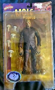 "Vintage Universal Studios Monsters The Mole People 8"" Figure Sideshow 2000"