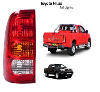 Toyota Hilux Pickup Truck Rear Tail Light Lamp 2005-2010 Passenger Left N/S M61