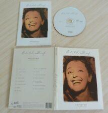 CD ALBUM DIGIPACK BEST OF ARTISTES DE LEGENDE EDITH PIAF HORS COMMERCE