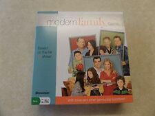 'Modern Family' Board Game Fully Complete
