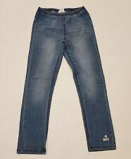 Naartjie Denim Leggings Jeans Pants Bottoms Girls 8 years Star