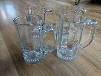 Set Of 4 Vintage Schwan's Mugs