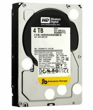 Western Digital WD 4000 fyyz re 4tb SATA III 7200rpm 3.5""