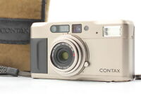 [Near MINT in Case] Contax TVS Point & Shoot 35mm Film Camera From JAPAN