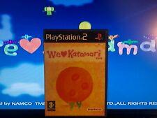 We Love Katamari PS2 PAL PlayStation 2 PAL - Tested & Working - Complete