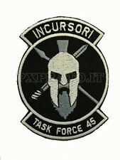 Patch Incursori Task Force 45 Missione Afghanistan GIS GOI NONO 17°Stormo Black