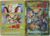 "Dragon Ball Z  ""SS-2 Gohan"" Giochi Preziosi serie GOLD n° 31 lenticolare"