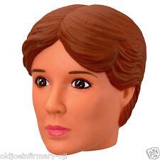 FemBasix CG Cy Girl Tia Female Head Brown Hair Tan Skin 1:6