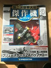 Diecast Collection Aircraft 1/72 Brewster F2A Buffalo