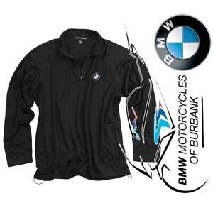 Long Sleeve 1/4 Zip Pullover - Men's BMW Motorrad
