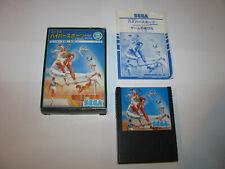 Konami Hyper Sports Sega SG-1000 SC-3000 SMS Japan import US Seller Damaged Box