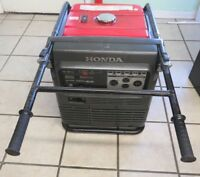 Honda EU6500is 6500 Watt 13 HP INVERTER Generator