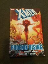 X-Men Phoenix Rising Graphic Novel Marvel Comics Book