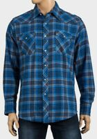 NEW FLANNEL BRUSHED COTTON MENS WINTER LUMBERJACK CHECK LONG SLEEVES WORK SHIRTS