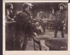 Dean Stockwell Jeffrey Hunter Gun for a Coward 1957 vintage movie photo 23168