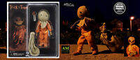 "NECA -  TRICK R TREAT - 8"" CLOTHED SAM SCALE ACTION FIGUR  - NEU"