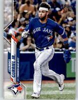 (40) 2020 Topps Series 1 LOURDES GURRIEL JR. 40-Card Base Lot Blue Jays #346