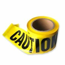 Caution & Flagging Tapes