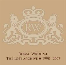 ROBAG WRUHME = The Lost Archive / 1998-2007 = TECHNO NU JAZZ HOUSE BROKEN BEAT