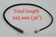 "Speedometer Cable B for GS-804 VIP scooters (36"" Long)"
