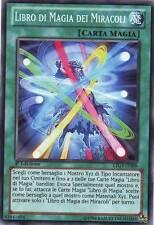 3x Libro di Magia dei Miracoli YU-GI-OH! LTGY-IT088 Ita COMMON 1 Ed.