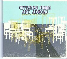 (EK87) Citizens Here And Abroad, Ghosts of Tables and Chairs - 2004 CD