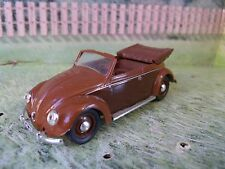 1/43 Vitesse (Portugal) VW open cabriolet