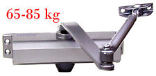 New SIZE 4 Commercial Door Closer - Aluminum Finish