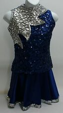 Dance (drill team) outfit for dancers, skaters, or twilers