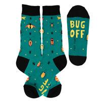 Foot Traffic Men/'s Casual Socks Good Weed Bad Weed Gift?