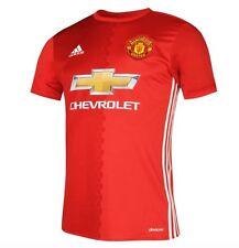 adidas Manchester United Trikot Home 16/17 rot 2xl