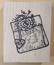 Mounted Rubber Stamps, Art Stamps, Flowers, Flower Stamps, Roses, Tea Bag