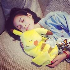 Pokemon Sleeping Pikachu Plush Tissue Box Paper Towels Pumping Storage Cute Bag