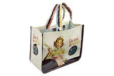 Tasche Einkaufstasche Badetasche Strandtasche VIP, Fa. natives Retro bag