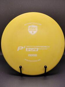 RARE Discmania P3 D-Line Putter 170g Disc Golf Putter